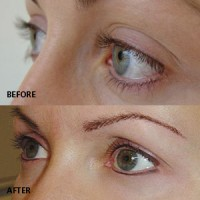 Anti ageing beauty treatment: semi-permanent make-up