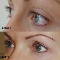 Anti ageing beauty treatment: semi-permanent make-up