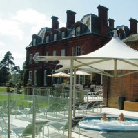 Spa holiday with a friend: Champneys, UK