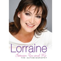 Between You and Me by Lorraine Kelly: Book Review