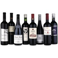 Top notch red wines