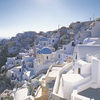 Greece's top five destinations: Santorini