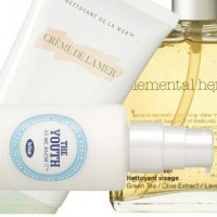Choose the best: anti ageing cleansers