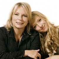 Freya & Jennifer Saunders: the mother and daughter act