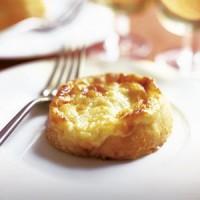 Twice-baked Gruyere souffl�s recipe