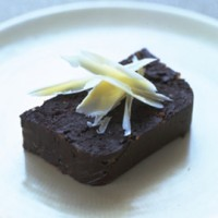 Chocolate praline terrine recipe
