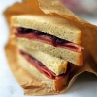 Ham and chutney sandwich recipe
