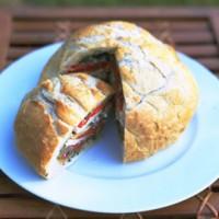 Roasted Vegetable Loaf