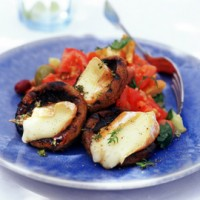 Tallegio-Stuffed Mushrooms
