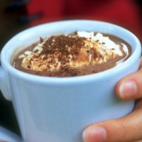 The ultimate hot chocolate drink recipe