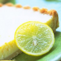 Creamy lime tartlets recipe
