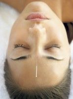 Facial acupuncture