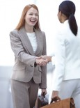 Women shaking hands-body confidence-jobs-finance-lifestyle-woman and home