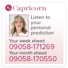 Horoscopes-Capricorn-personal prediction-astrology-Penny Thornton-woman and home