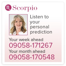 Horoscopes-Scorpio-personal prediction-astrology-Penny Thornton-woman and home