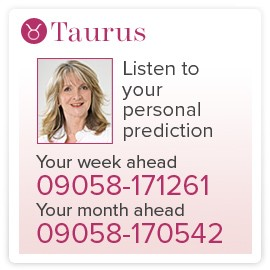 Horoscopes-Taurus-personal prediction-astrology-Penny Thornton-woman and home
