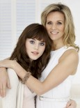 Linda Barker with her daughter, Jessica-mothers and daughters-features-homes-woman and home