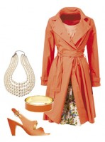 Bright colours for spring