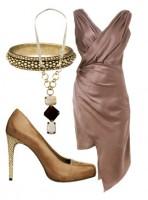 Luxurious spring fashion