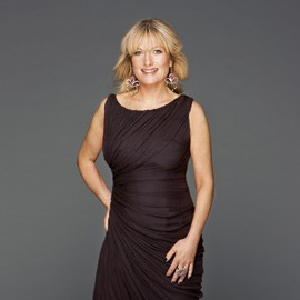 gaby roslin celebrity interview   woman and home