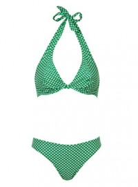 Swimwear: curvy body shape