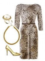 Glamorous autumn fashion for your body shape