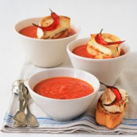 Roast tomato soup recipe