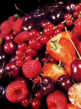 Fresh fruit-lose an inch diet-health-diet-woman and home