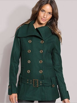 ASOS green jacket-winter jackets-fashion-style-woman and home