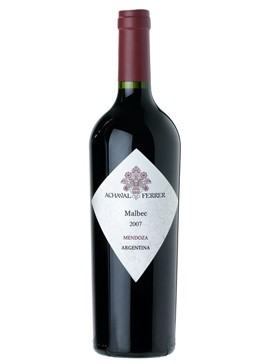 2007 Achaval Ferrer Malbec, Mendoza-best wines-Christmas wines-drinks-woman and home