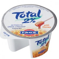 Total Greek yoghurt with honey