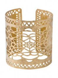 Wendy Mink at Liberty Gold Cuff