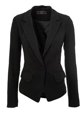 New Look Ponti Slim Blazer-Fashion-Sales-Woman and Home