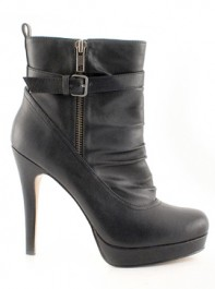 Barratts Buckle Ankle Boot