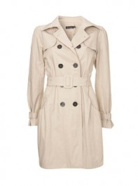 Mint Velvet Neutral Trench