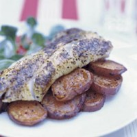 White cajun fish recipe