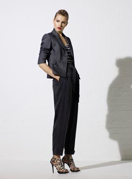 Karen Millen Spring/Summer 2010 Collection-Fashion-Style-Woman and Home
