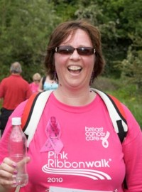 Harewood House Pink RibbonWalk 2010
