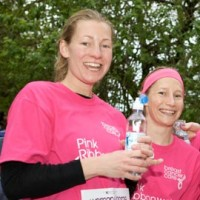Petworth House Pink RibbonWalk 2010