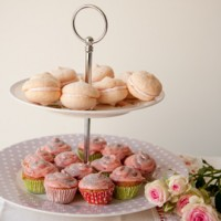 Strawberry Cupcake Recipe