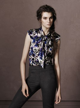 Hobbs Autumn Winter 2010 Collection-New Season Fashion-Ladies Fashion-Woman and Home