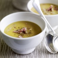 Ham hock and split pea soup recipe
