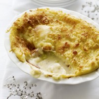 Smoked Haddock Fish Pie