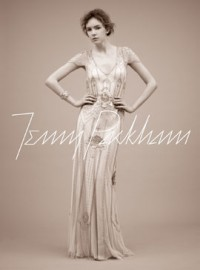 Jenny Packham S/S 2011 Bridal Collection