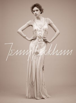 Jenny Packham Spring/Summer 2011Bridal Collection-Wedding Dresses-Fashion-Woman and Home