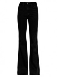 J Brand Kiki High-Rise Flared Jeans