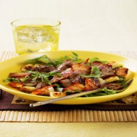 Chicken liver salad recipe