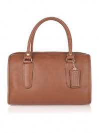 Coach Madison Small Leather Tote