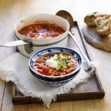 Hearty bean soup recipe