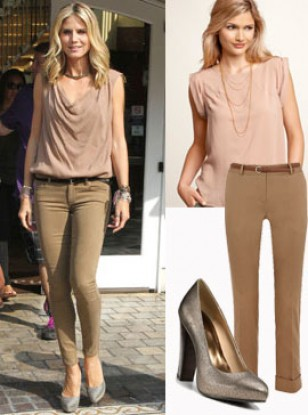 Get The Look: Nude Fashion Picks
